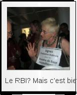 Le RBI? Mais c'est bien simple!